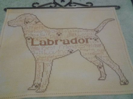 Labrador In Words